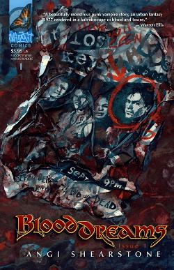 Blood Dreams #1