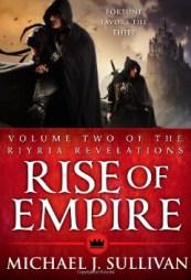 Rise of Empire (Riyria Revelations) Volume 2