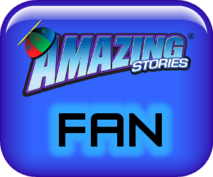 Amazing Stories Fan Badge