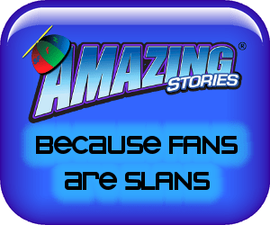 Amazing Stories Slans Button