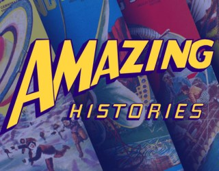 Amazing Histories, May 1928: Inventions and Invertebrates