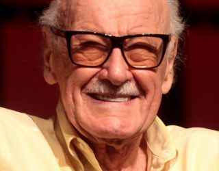 Stan Lee (Stanley Martin Lieber) 1922-2018