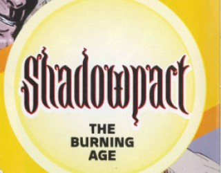 Shadowpact – Graphic Novel Review
