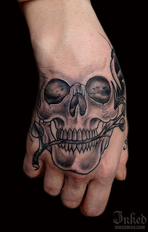 35 Exquisite Hand Tattoo Designs