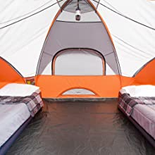 Core Equipment, Tent, Camping, Large Tent, Dome Tent, Family Tent, Family Camping