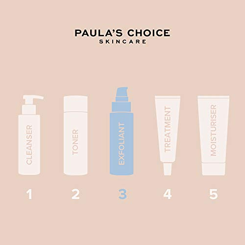 Paula's Choice Skin Perfecting 2% BHA Liquid Salicylic Acid Exfoliant, Gentle Facial Exfoliator for Blackheads, Large Pores, Wrinkles & Fine Lines, Travel Size, 1 Fluid Ounce - PACKAGING MAY VARY 6