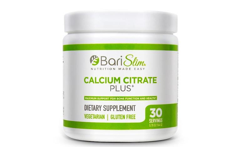 Bariatric calcium citrate, calcium citrate, bariatric calcium, bariatric calcium citrate with D3