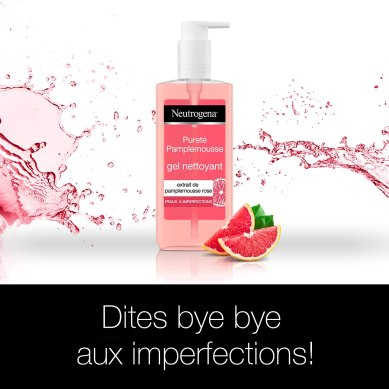 oil free face wash