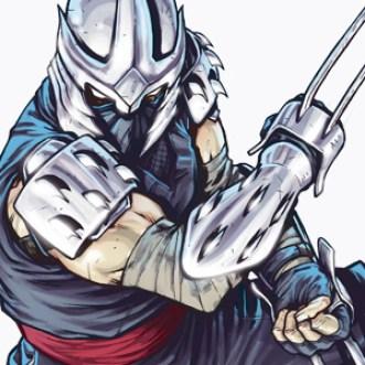 TMNT, tortues ninja, shredder