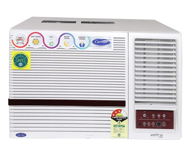 Carrier Best Window AC in India