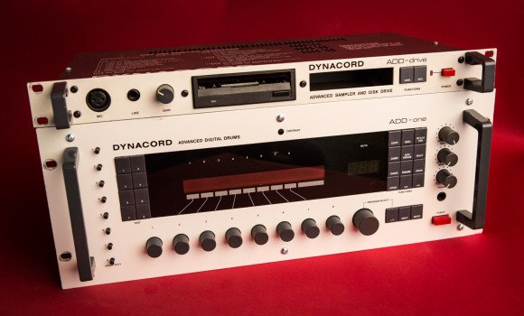 Dynacord ADD one & ADD-drive