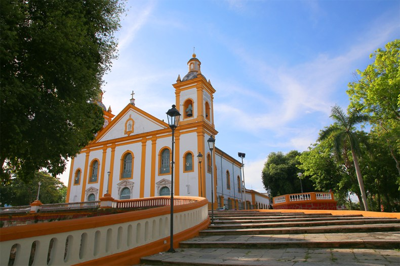 Igrejas que também são atrações turísticas em Manaus