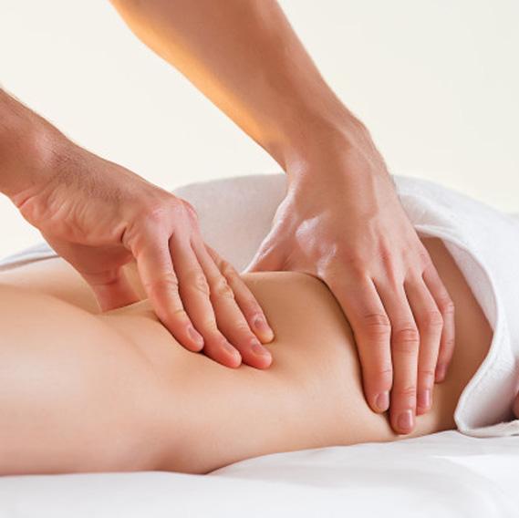 Лімфодренадний масаж
