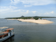 Expeditionen, Santarém und Alter do Chão, Bild 2