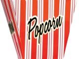 Popcorn ambalaj – Patlamış mısır kutusu