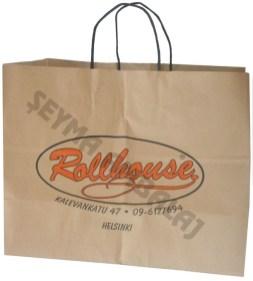Rollhause kağit poşet