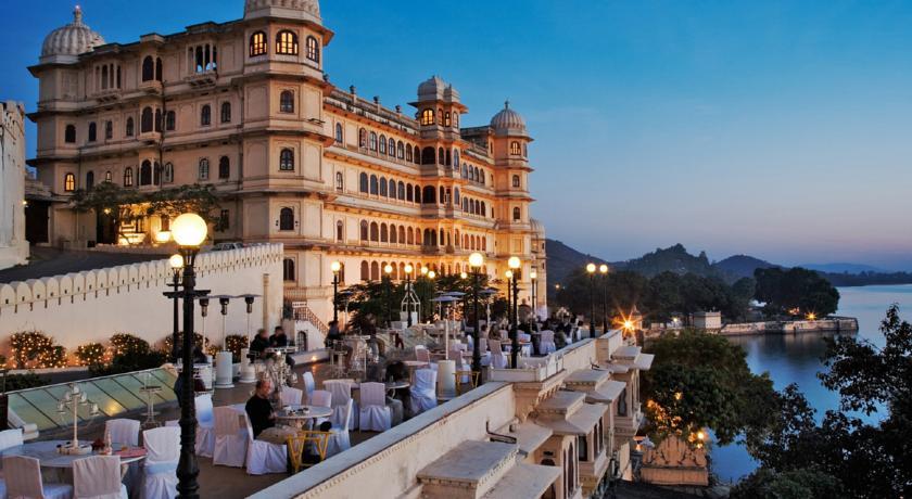 fateh-prakash-palace Udaipur, het Venetië van Rajasthan