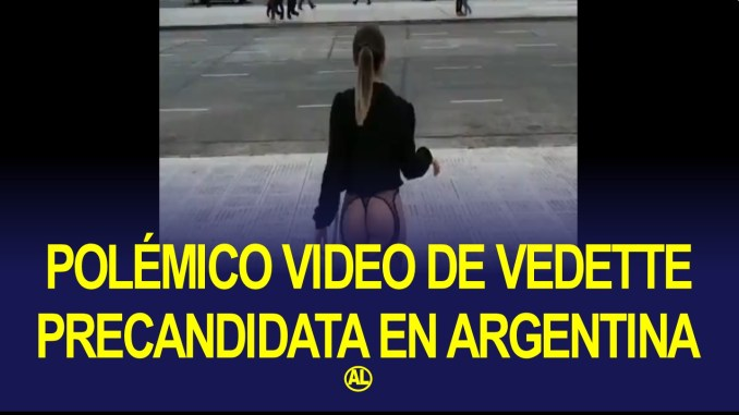 CINTHIA FERNANDEZ VIDEO CONGRESO