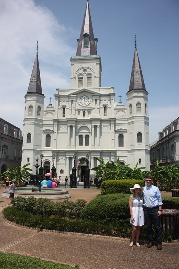 St. Louis Cathedral // amber-oliver.com