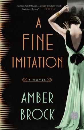 Amber Brock - A Fine Imitation