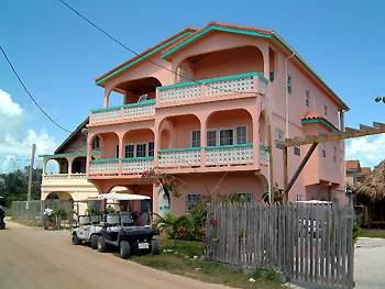 Mi Casa Long Term Lodging In Belize On Ambergris Caye