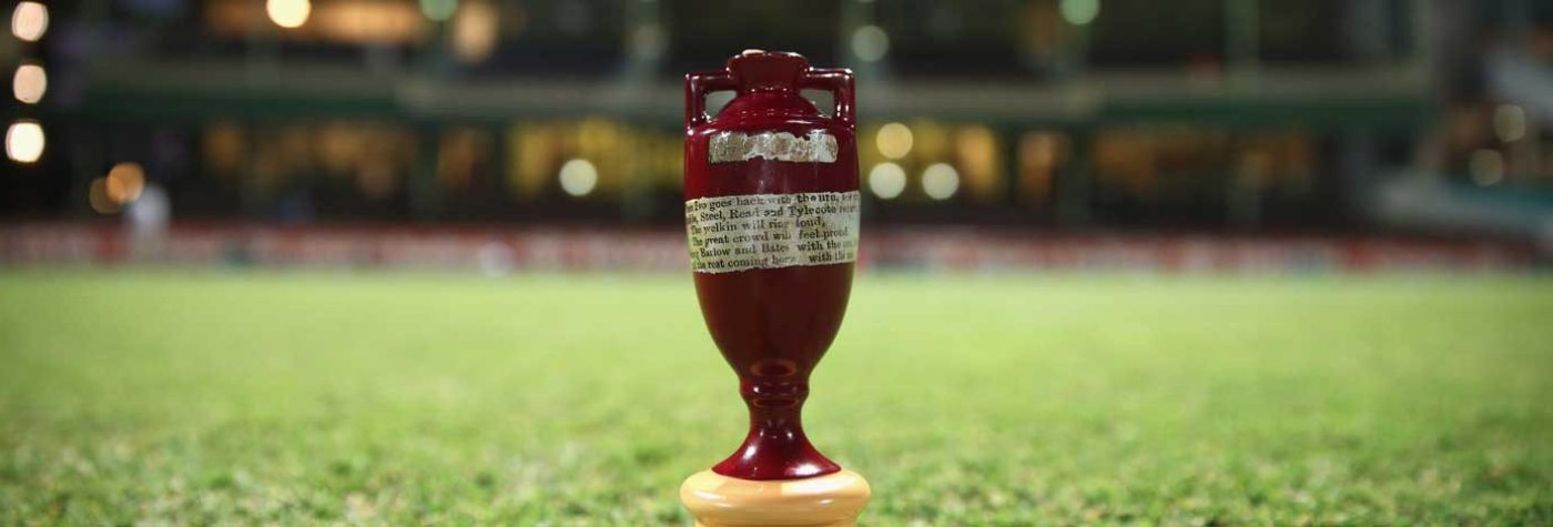 Ashes 2017 2018 trophy