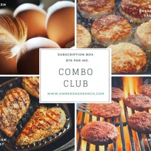Combo Club Promo