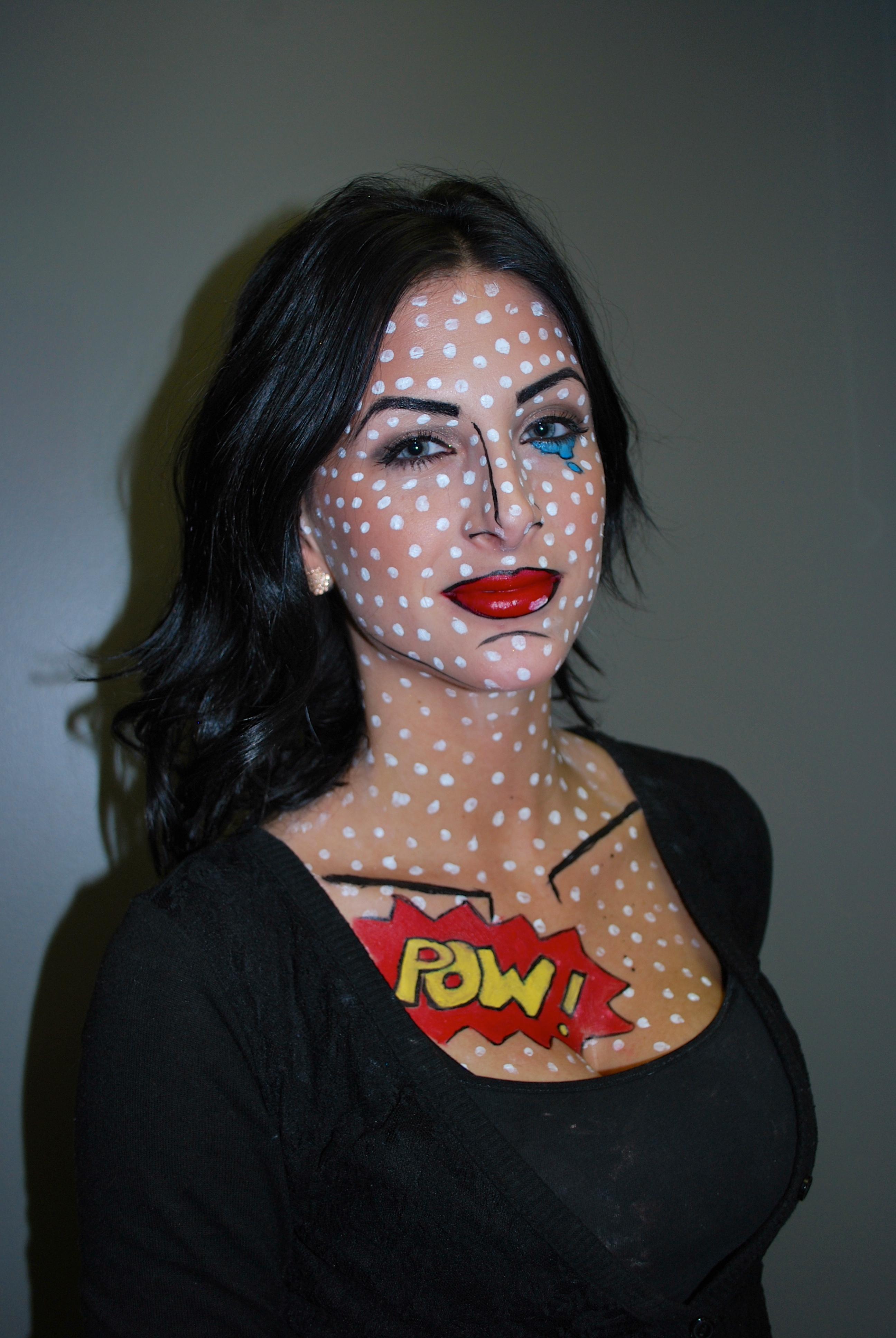 Spook Tacular 7 Halloween Makeup Ambers Beauty