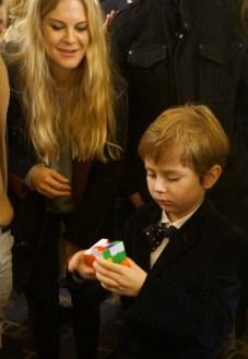 Alex Pylypenko Rubix Cube