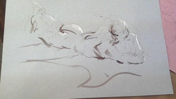 John Powers, Morris Arts winter 12/13