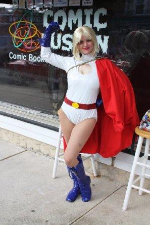 power girl costume PG-2009-lenfeinberg2