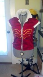 Bombshell Wonder Woman Costume 2013