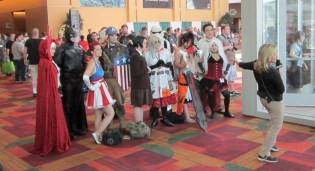 Indianapolis Costumers at GenCon 2014