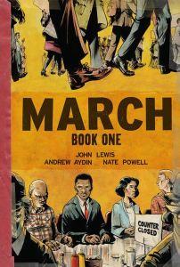 MARCH-bookone-cover