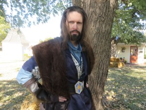 Thorin Oakenshield cosplay