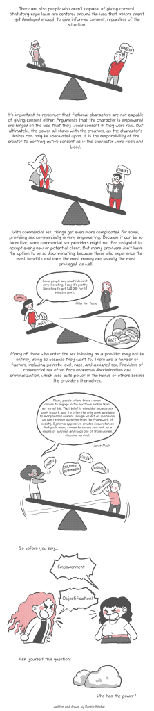 EmpowermentObjectification