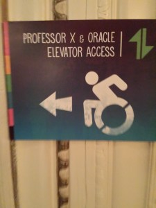 DON'T MAKE IT EVEN HARDER FOR YOUR ATTENDEES WITH DISABILITIES.