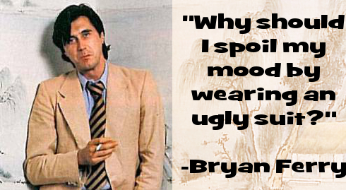 bryan ferry quote