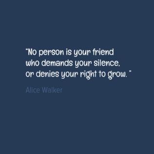 AliceWalker-quote-Friends