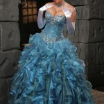 Samantha Saint as Cinderella