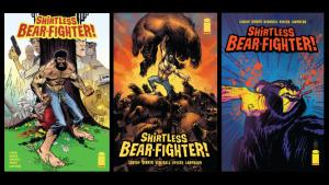 Image Comics Shirtless BearFighter