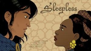 Image Comics Sleepless