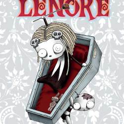 Bloody Best of Lenore cover