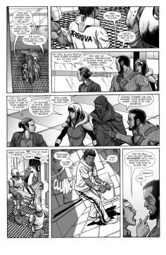BLACK issue 5 pg 1