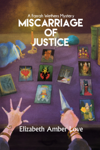 Miscarriage of Justice Farrah Wethers Book 3 cover