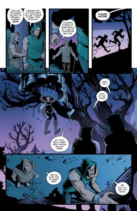 Elsewhere by Image Comics pg 4
