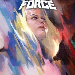 Faith & Future Force #1 cover A DJURDJEVIC