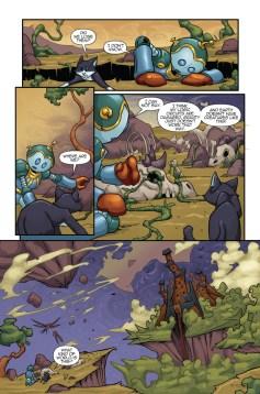 Hero Cats of Skyworld 6 TPB Page 4