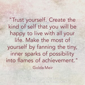 golda meir achievements quote