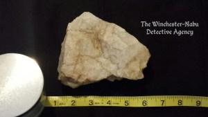 Winchester-Nabu crystal quartz